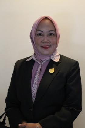 Riana Sari Mokodongan, Anggota Komisi III DPRD Kota Kotamobagu