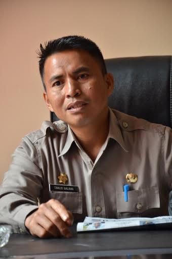 Tahlis Galang Sekretaris Kota Kotamobagu (dok : istimewa)