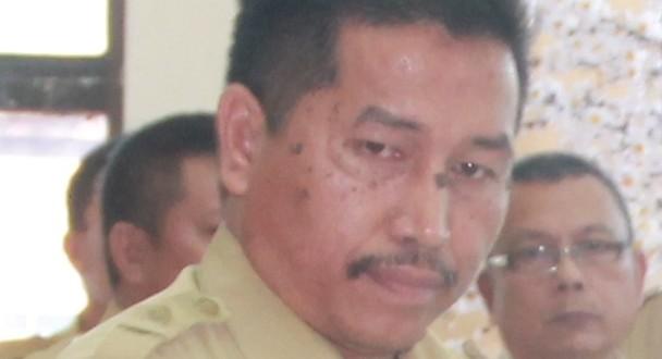 Ashari Sugeha Ketua Majelis Perbendaharaan TGR Kabupaten Bolmong