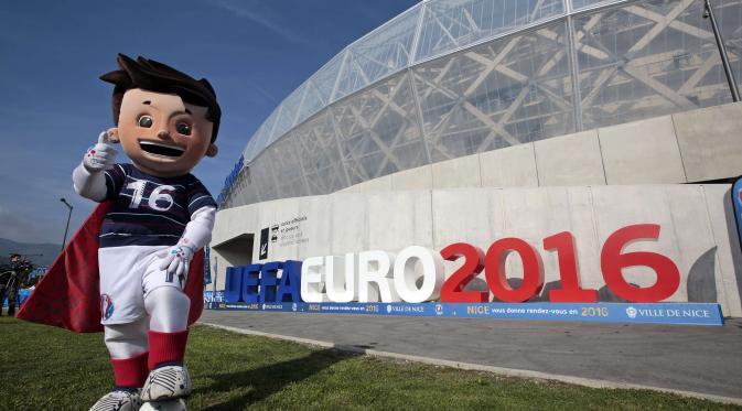 Jadwal lanjutan pertandingan uefa euro 2016 pekan ketiga 20 - 23 Juni