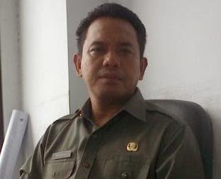 Kepala-Badan-Lingkungan Hidup Kabupaten Boltim Pryamos (dok : istimewa)