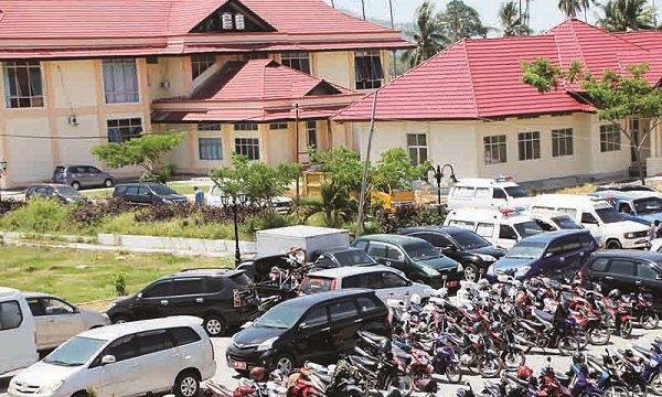 Aset Pemkab Bolmong jadi momok bagi opini BPK RI (dok : totabuan.co)