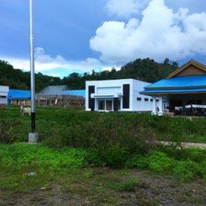 Bangunan RSUDB Lolak/Foto: Istw