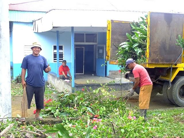 Anggaran Rp 400 Juta, Bangunan Eks RSUD Datoe Binangkang Segera di Bongkar