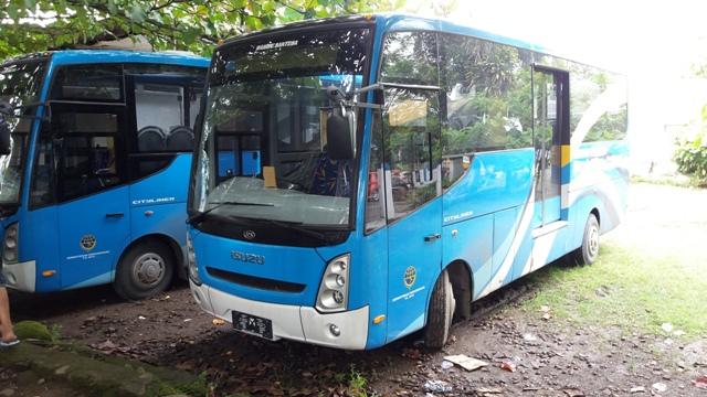 Ini Rute 5 Bus Trayek Dalam Kota Kotamobagu