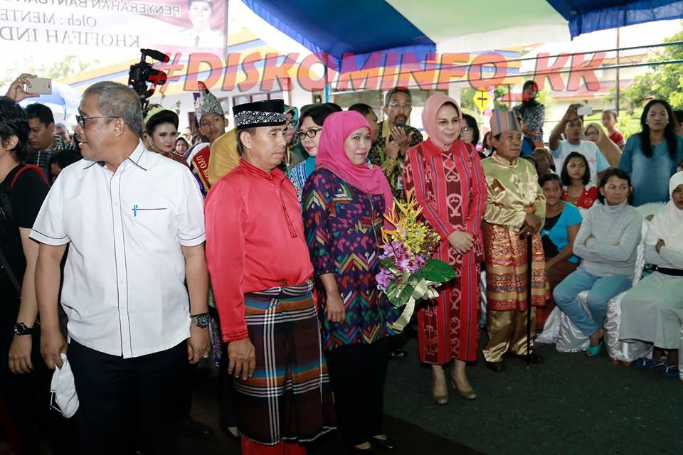 Menteri Sosial RI Puji Prestasi Kotamobagu