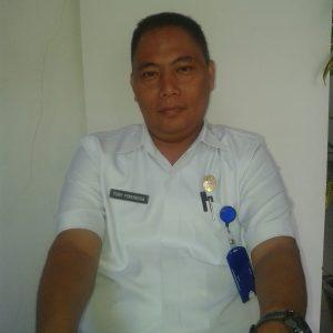 Dispora Anggarkan 1,4 M Untuk Rehab Kolam Renang Gelora Ambang