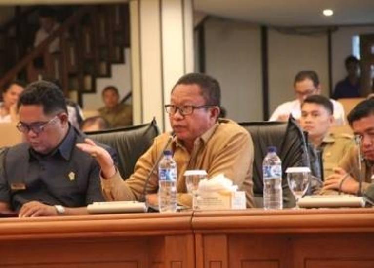 DPRD Bolmut Ingatkan Kualitas Proyek Harus Sesuai Dokumen Kontrak
