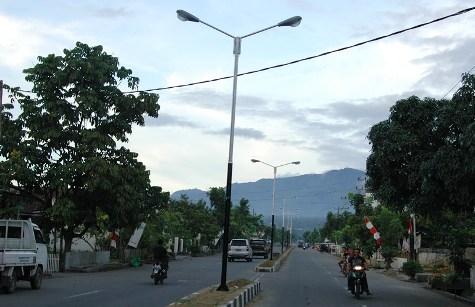 """Imran Amon : """"2.039 Titik Lampu PJU di Kotamobagu Sudah Terpasang, Masuk Kontrak Daya dengan PLN"""""""