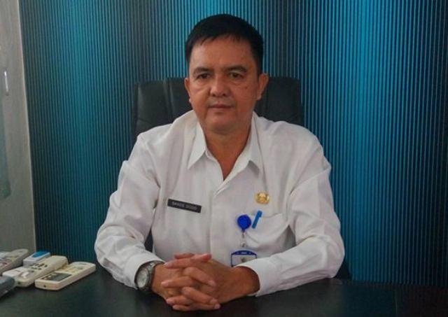 Sande Dodo, Masih Jabat Sementara Kepala Dinas PU-PR