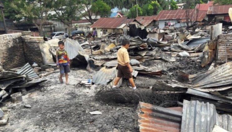 7 Keluarga Korban Kebakaran Gogagoman, Belum Masuk Database Kependudukan Kotamobagu