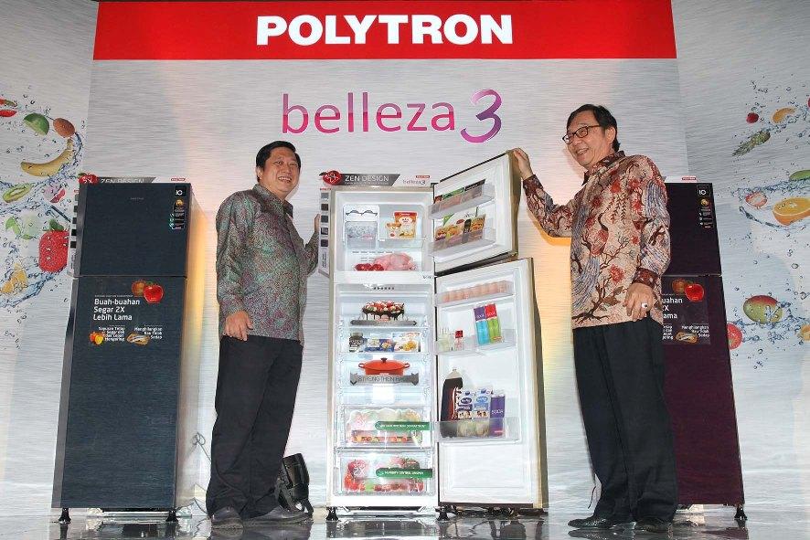 Polytron Belleza 3 : Dukung Gaya Hidup Sehat Masyarakat Indonesia