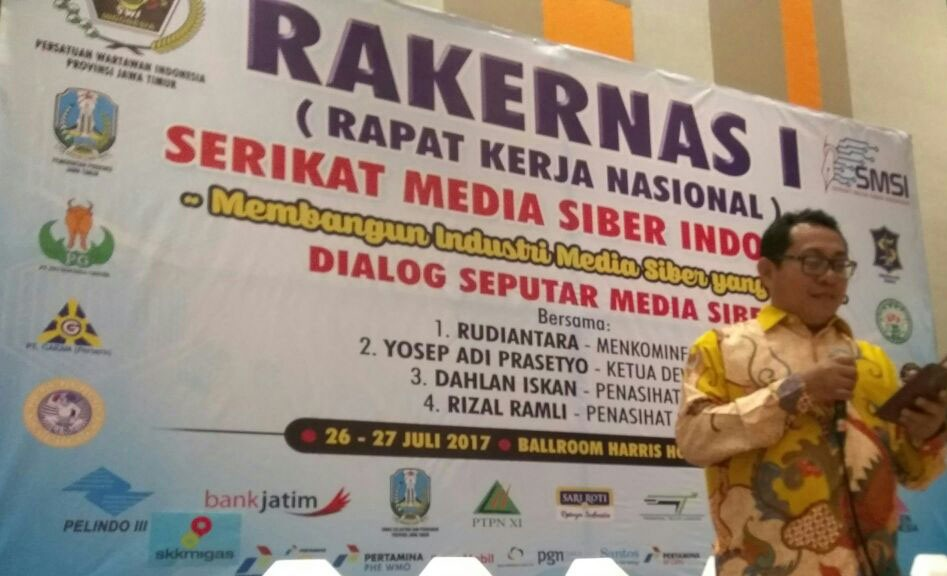Serikat Media Siber Indonesia (SMSI) Cabang Provinsi Sulut, Terbentuk