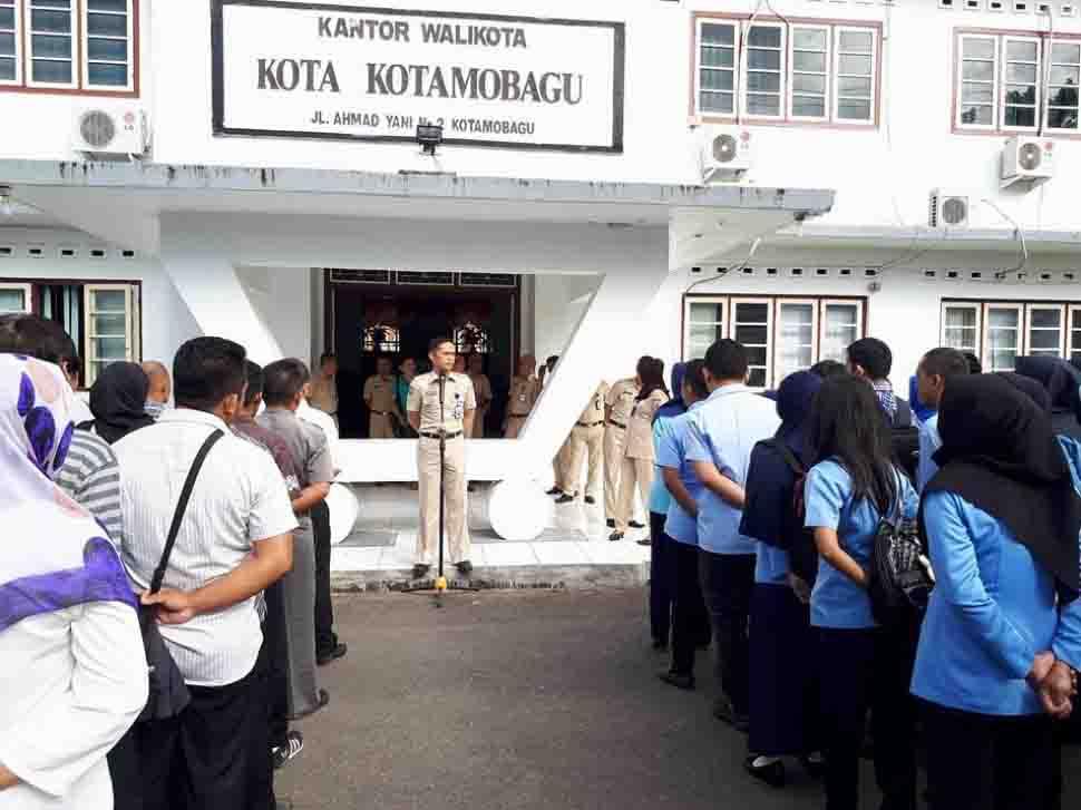 Pegawai Honorer Kotamobagu Diberi Nomor Registrasi