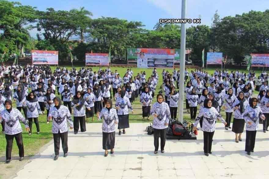 Pemerintah Kotamobagu Peringati Hari Guru Nasional Ke-72 Tahun 2017