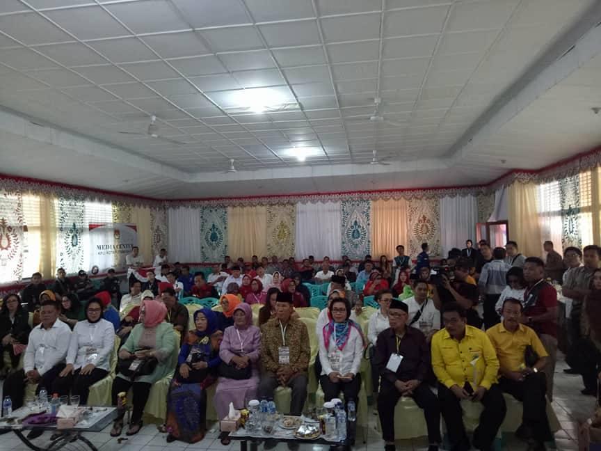 KPU Terima Resmi Pendaftaran Bapaslon Walikota/Wakil Walikota Tatong – Nayodo
