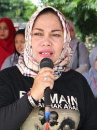 DP3A Kotamobagu Jamin, Kasus Kekerasan Anak Dapat Pendampingan