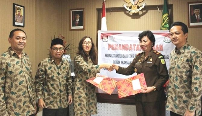 KPU Kotamobagu Tegaskan, Instansi Swasta dan Negeri, Wajib Liburkan Pegawainya di hari Pilkada 27 Juni 2018