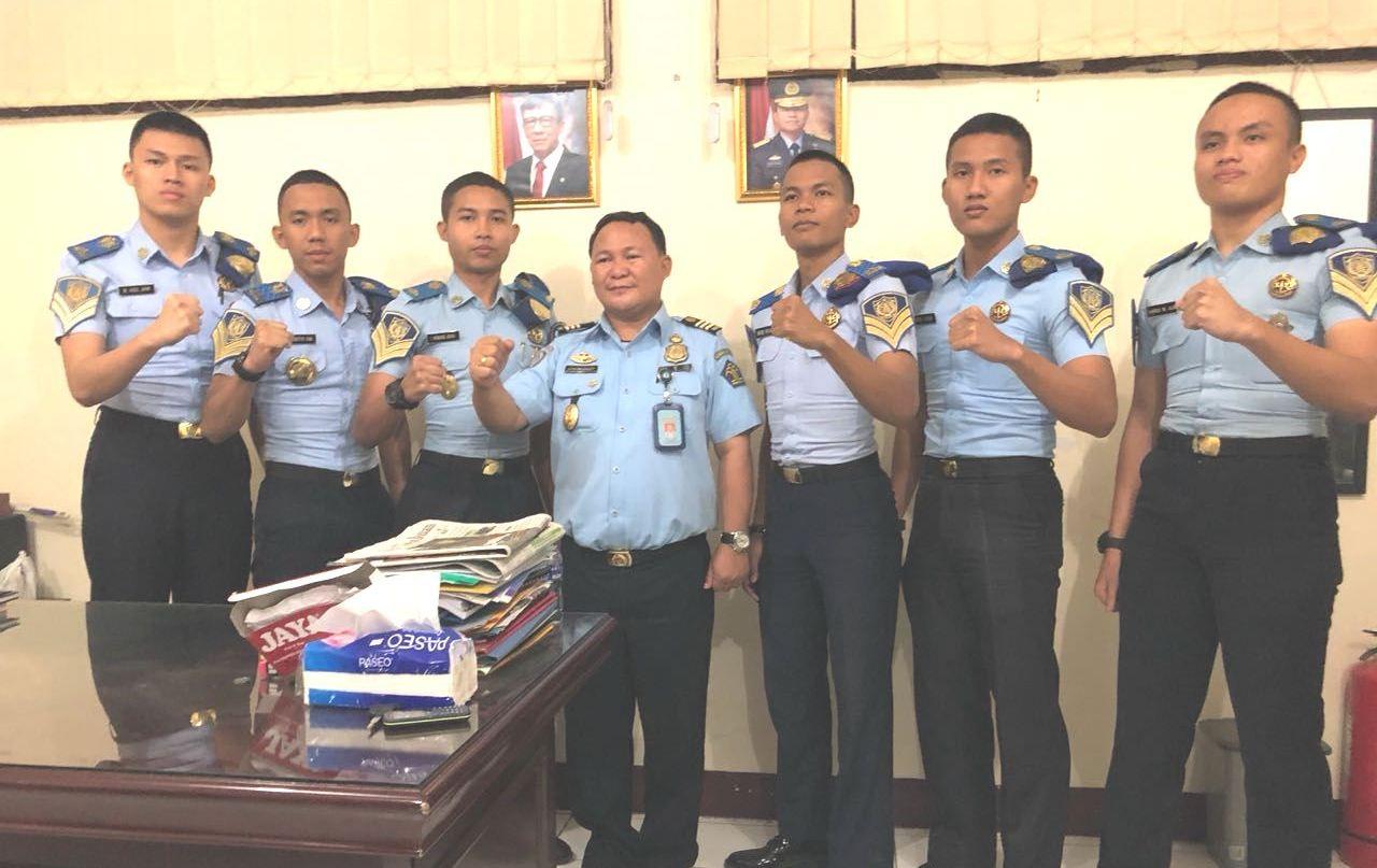 6 Taruna Politeknik Imigrasi Jakarta, PKL di Kantor Imigrasi Kelas III Kotamobagu