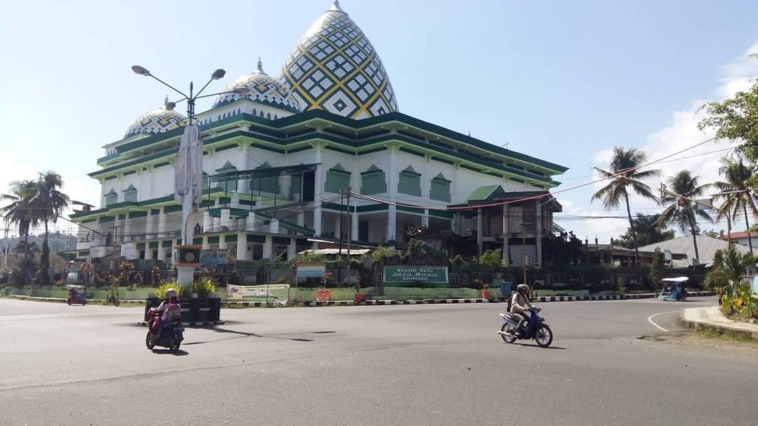 Akhir 2018, Masjid Raya Baitul Makmur Sudah Bisa Digunakan
