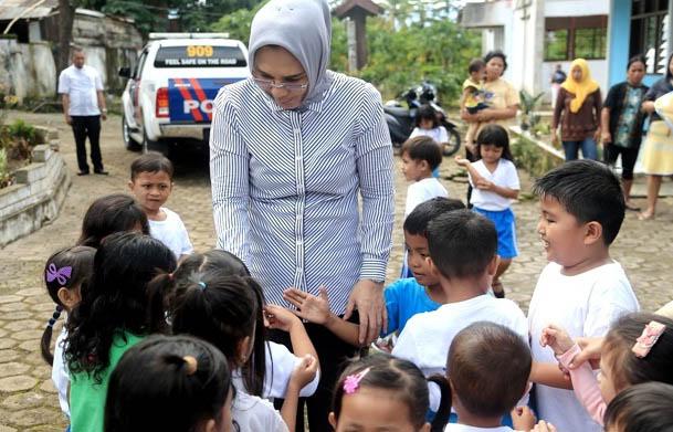 Menteri PP dan PA Undang Walikota Tatong Bara Hadiri Acara Penghargaan Kota Layak Anak