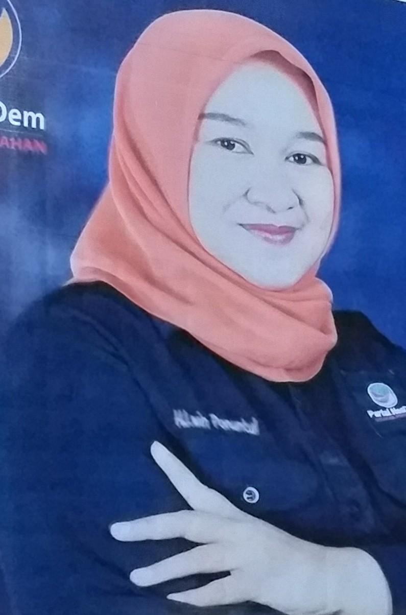 Hj.Win Ponuntul, Srikandi Pembawa Kemenangan Partai Nasdem Dapil Kota Selatan