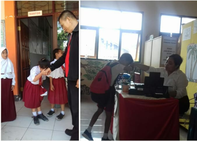 SDN 1 Mongkonai dan SDN 3 Kopandakan, Sukses Terapkan Pendidikan Siswa Berkarakter