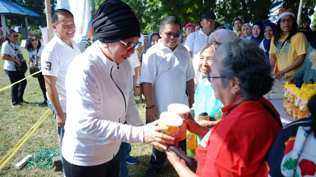 """Walikota Kotamobagu : """"Peringatan Hari Ibu Jadi Refleksi Kita Sebagai Perempuan"""""""
