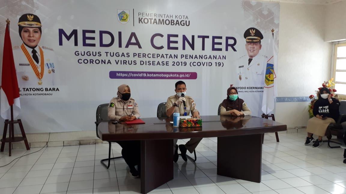 Pasien Reaktif Covid 19 di Kota Kotamobagu Bertambah 3 Orang