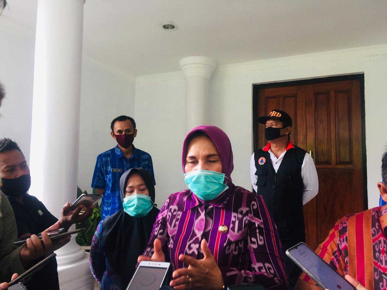 Walikota Kotamobagu Ajak Masyarakat Berjuang Putuskan Mata Rantai Covid 19