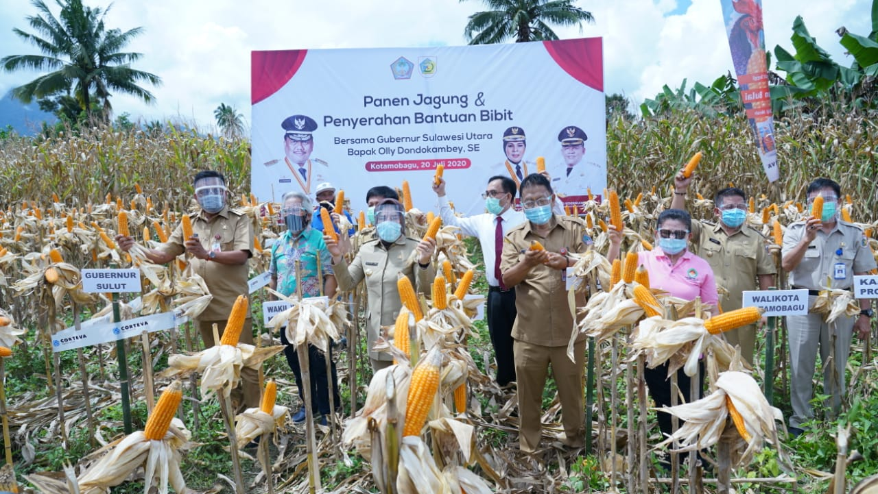 """Gubernur Sulut Canangkan Gerakan """"Mari Jo Ba Kobong"""" di Kota Kotamobagu"""