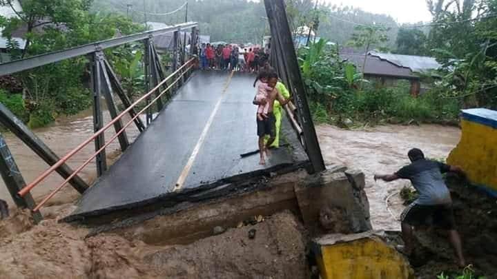Ingin Memantau Kondisi Banjir, Kades Reslan Ibrahim Hanyut Terseret Air