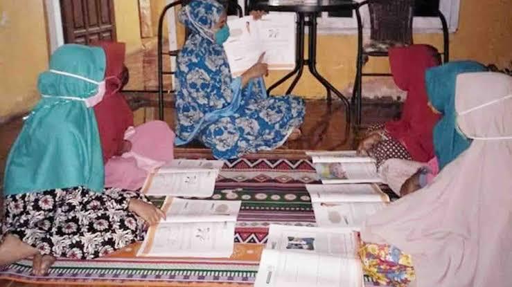 Siswa di Bolmong Bisa Belajar Dengan Metode Luring