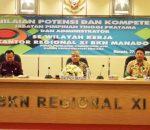 Pejabat Pemkot Kotamobagu, Ikut Assessment di Kantor Regional XI BKN Manado