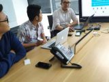 2 Tenaga Ahli IT Network Diskominfo Kotamobagu, Ikut Pelatihan di Jakarta Pusat