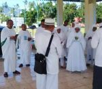 20 JCH Bolmut, Praktek Manasik Haji di Lapangan Boroko
