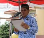 Upacara HUT Korpri Ke-44, Bupati Salihi Bacakan Amanat Presiden