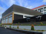 Ada Bau Busuk di Halaman Hotel Sutan Raja Kotamobagu Ganggu Pengunjung