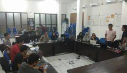 Sekda Adnan Masinae, Pimpin SKPD Susun Renstra 2018 -2023