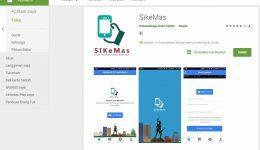 Pengaduan Online, Warga Kotamobagu Silahkan Download Gratis Aplikasi SiKemas di PlayStore