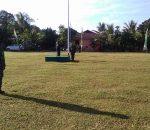 Didampingi Pangdam XIII Merdeka, Gubernur Sulut Irup Pembukaan TMMD Ke-98