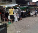 Meski Badai Covid 19, Kotamobagu Masih Jadi Pusat Perdagangan Beras Lokal