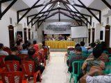 Bawaslu Sulut Sukses Gelar Sosialisasi Pengawasan Tahapan Pemilukada 2020 di Bolmut