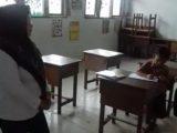 'Beginilah Nasib' SD Negeri 3 Kotobangon, Kelas 1 dan Kelas 2 Hanya Koleksi Tiga Murid