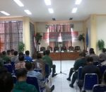 Bupati Watung Pimpin Rapat Koordinasi Forkopimda Bolmong