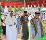 Pemerintah dan Masyarakat Bolmong, Sholat Idul Fitri 1437 Hijriah