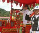 Bupati Yasti Soepredjo, Irup Peringatan HUT RI ke-72 di Bolmong
