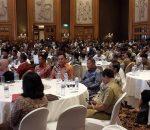 Bupati Nixon Watung Hadiri Launching IKP Banwaslu RI