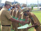 Bupati Bolmut Serahkan Surat Keputusan Plt Untuk Dua Jabatan Tinggi Pratama