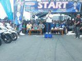 Bupati Sehan Landjar Tutup Resmi Kejuaraan Nasional Drag Bike dan Drag Race di Boltim